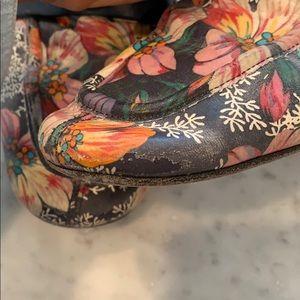 Isabel Marant Shoes - Preloved Floral Isabel Marant Slides. Size 39.